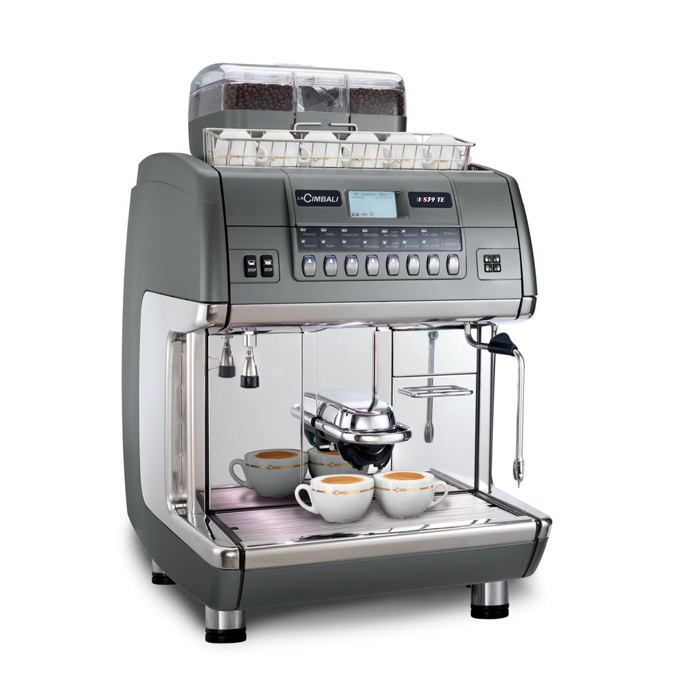 s39 te vollautomatische kaffeemaschinen la cimbali. Black Bedroom Furniture Sets. Home Design Ideas